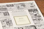 The Ryder Cup  History - Newspaper Book | Sweet and Nostalgic